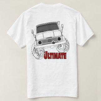 Camiseta Inclinação de Unimog final