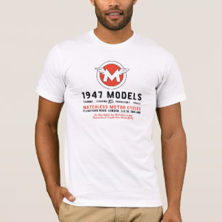 Camiseta incomparável