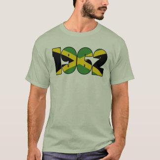 Camiseta Independência jamaicana - nova