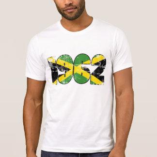 Camiseta Independência jamaicana - vintage