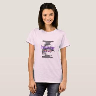 Camiseta Independente registrado