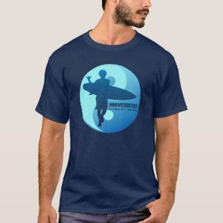 Camiseta Independentes - meio Moon Bay (azul)