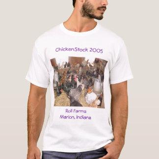 Camiseta Indiana Chickenstock 2005