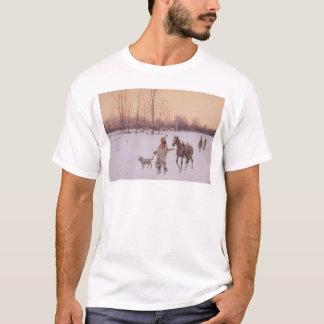 Camiseta Indianos na neve (0565A)