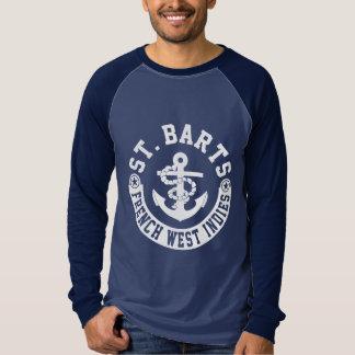 Camiseta Índias Ocidentais do francês de St Barts