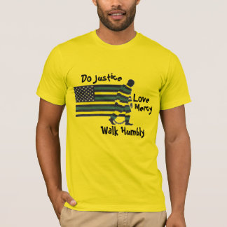 Camiseta indicação