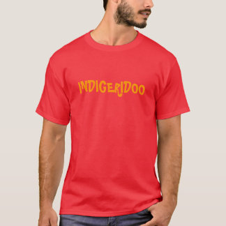 Camiseta Indigeridoo - nós podemos ser heróis