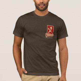 Camiseta Indústria do leite '08 da península (batata frita)