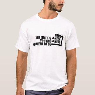Camiseta InertiaMS - T claro dos LIMITES