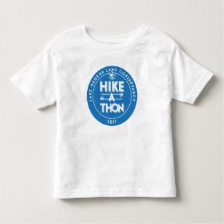 Camiseta Infantil 2017 t-shirt da Caminhada-Um-Thon - criança