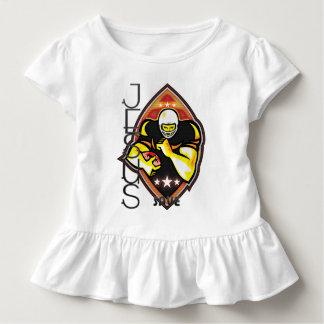 Camiseta Infantil 2 Timothy 1-7 para o deus