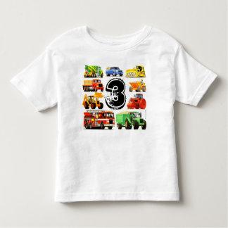 Camiseta Infantil A construção do menino feito sob encomenda