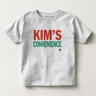 Camiseta Infantil A conveniência de Kim