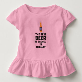 Camiseta Infantil A melhor cerveja é em maio Z96o7 fabricado cerveja