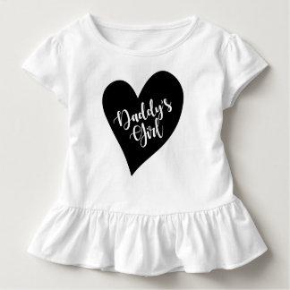 Camiseta Infantil A menina do pai