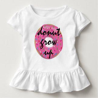 Camiseta Infantil A rosquinha cresce acima!