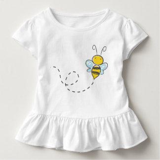 Camiseta Infantil Abelha ocupada