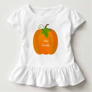 Camiseta Infantil Abóbora