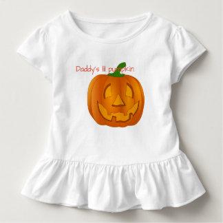 Camiseta Infantil Abóbora de Lil'