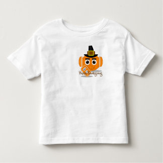 Camiseta Infantil Abóbora musical