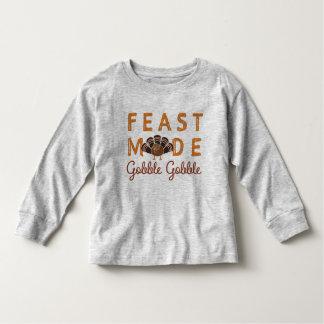 Camiseta Infantil Acção de graças