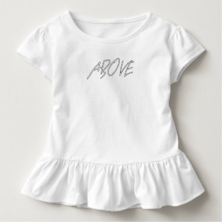Camiseta Infantil Acima de 1 Peter 4