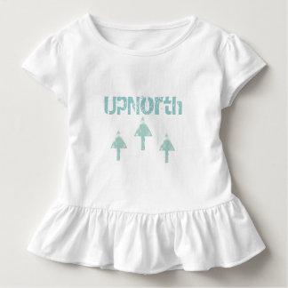 Camiseta Infantil Acima-Norte -
