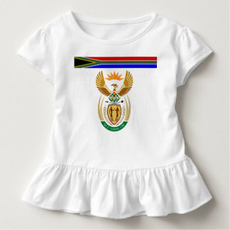 Camiseta Infantil África do Sul