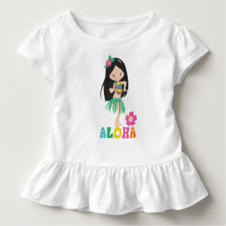 Camiseta Infantil Aloha