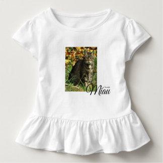 """Camiseta Infantil alpargata de infantil """"Mias by duende de bosque """""""