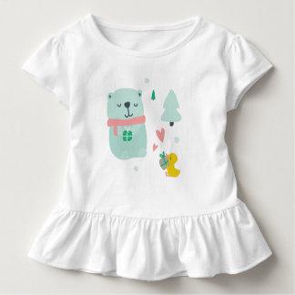 Camiseta Infantil Amor para sempre