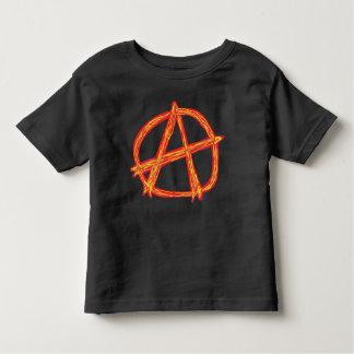 Camiseta Infantil Anarquia