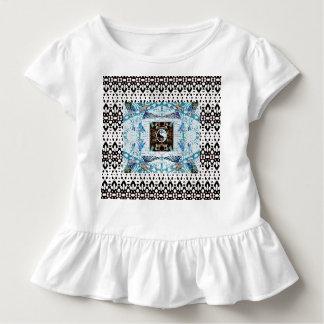 Camiseta Infantil Anéis do colibri e design de Yin Yang