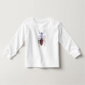 Camiseta Infantil Arte da formiga