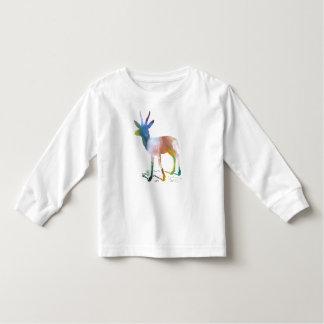 Camiseta Infantil Arte da gazela