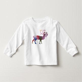 Camiseta Infantil Arte do caribu