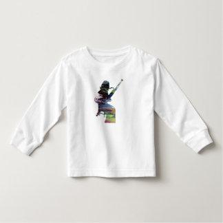 Camiseta Infantil arte do fagote