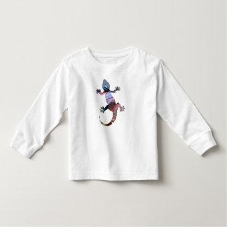 Camiseta Infantil Arte do geco