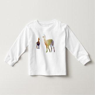 Camiseta Infantil Arte do lama