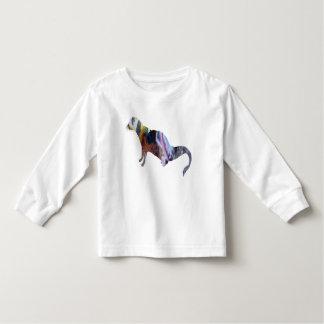 Camiseta Infantil Arte do mangusto
