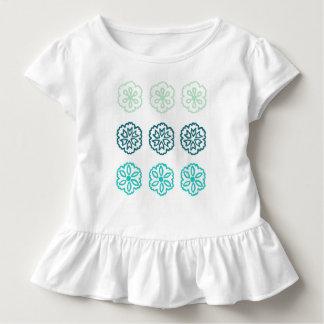 Camiseta Infantil Azul ventoso