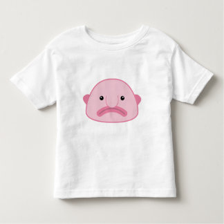 Camiseta Infantil Blobfish