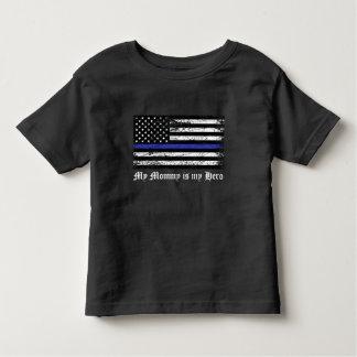Camiseta Infantil Blue Line fino