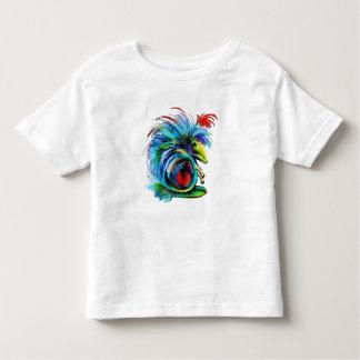 Camiseta Infantil Bobbus a criatura amável