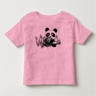 Camiseta Infantil Boliche do urso de ursinho