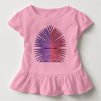 Camiseta Infantil Bonito e Sharp no rosa