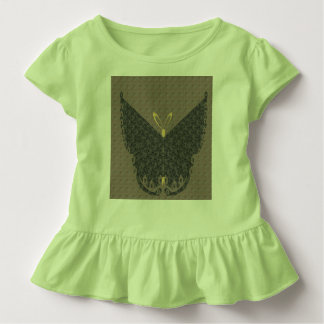 Camiseta Infantil Borboleta pequena