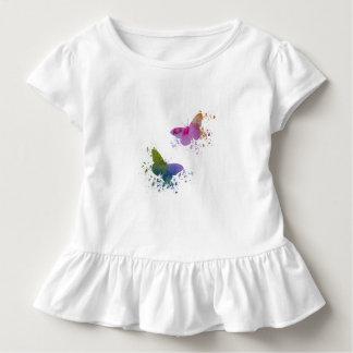 Camiseta Infantil Borboletas