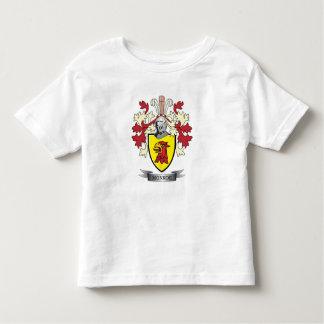 Camiseta Infantil Brasão da crista da família de Monroe