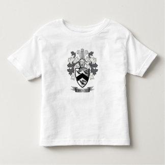 Camiseta Infantil Brasão da crista da família de Reece